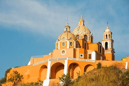 Puebla and Cholula Full-Day Tour from...