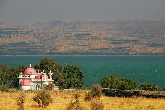 Nazareth Galilea og Jordan River...