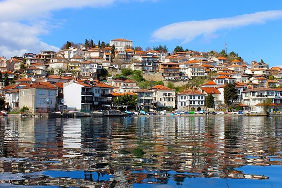 Private Full-Day Ohrid Tour fra Skopje