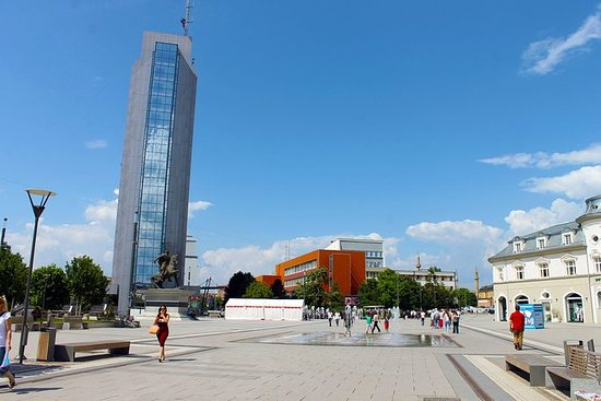 Private Full-Day Pristina Tour from...