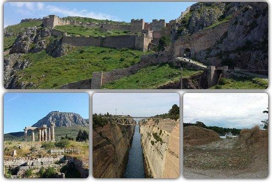 Ancient Corinth Private Tour från ...