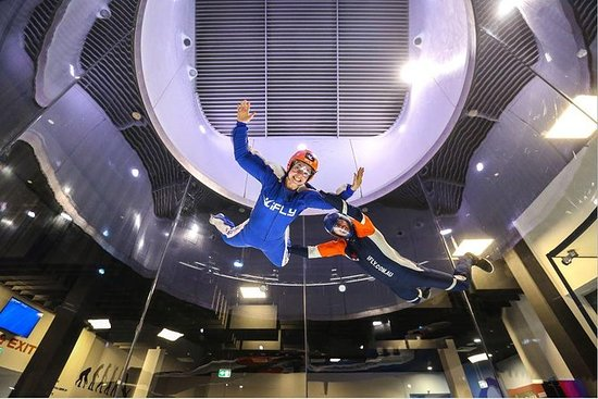 iFly Gold Coast: Indoor Skydiving