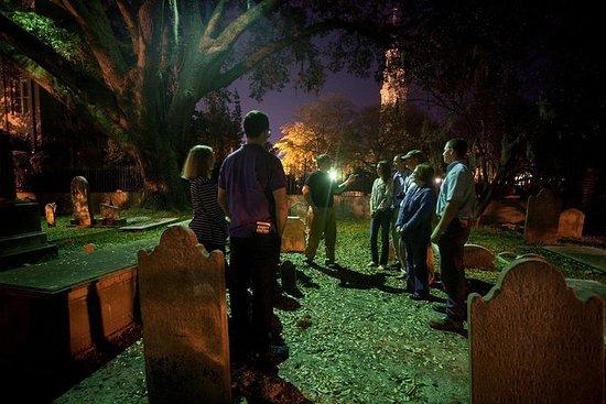 Ghost and Graveyard Tour en Charleston