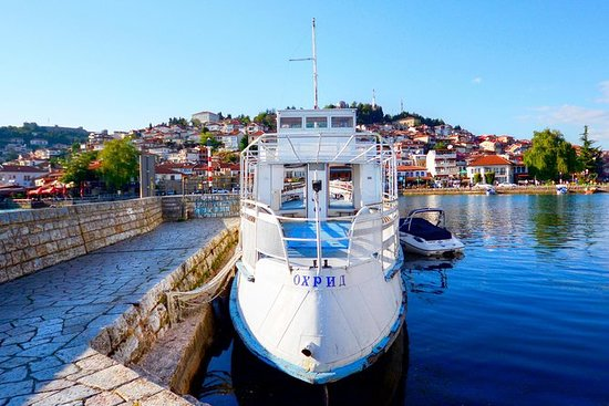 Full-Day Private Best of Ohrid and...