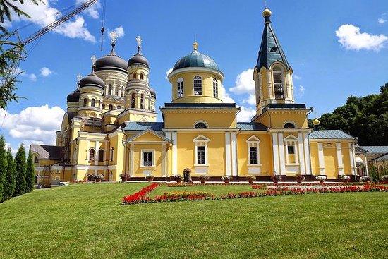 基希讷乌卡普里亚纳和欣库的全日游修道院
