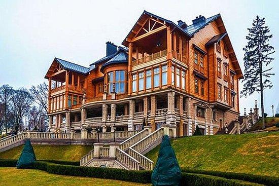 Privat Mezhyhirya Residence Tour från ...