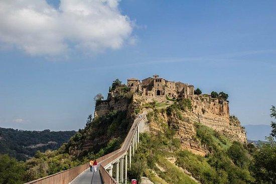 Orvieto和Civita di...