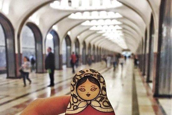 Privat Moskva Metro Tour