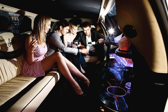 Limo Party & Club Package in Gdansk: Limo Party Tour to Sopot from Gdansk