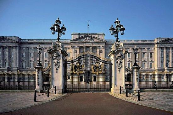 白金汉宫之旅,包括下午茶