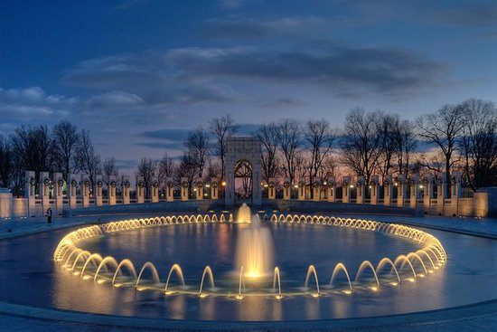 Three-Hour DC City Night Tour