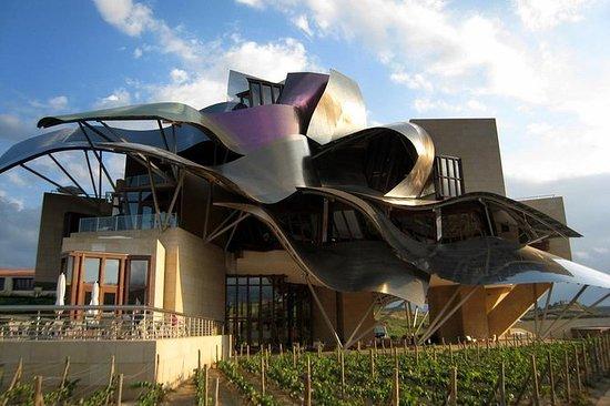 Privat Rioja Wine Tour fra San...