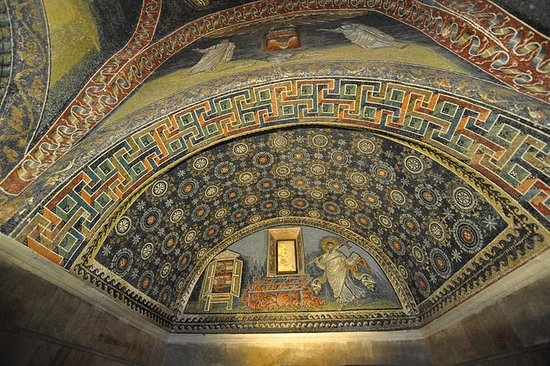 Ravenna and its Enchanting Mosaics...