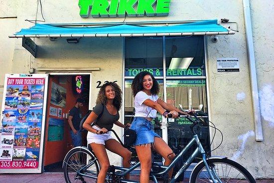 南海滩双人自行车租赁
