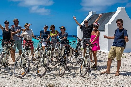 Bonaire South Island Electric Bike...