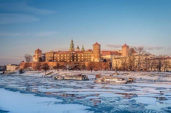 Cracovie - Visite guidée du château...