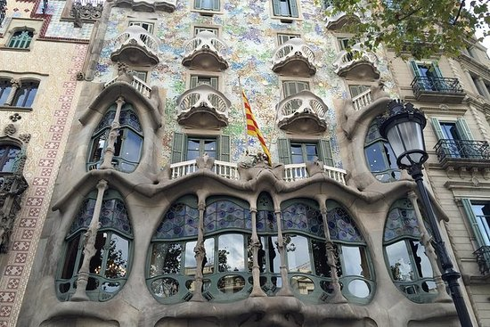 Barcelona Gaudí Private Guided Tour: Barcelona Gaudi Private Guided Tour