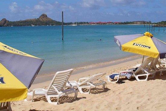 St Lucia Shore Excursion: Reduit...