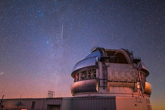 Mauna Kea Summit and Stars...