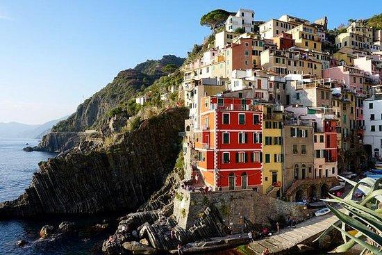 Cinque Terre en Portovenere vanuit ...
