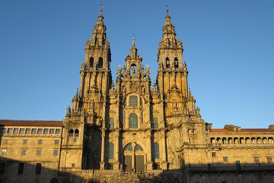 Excursão particular: Santiago de...