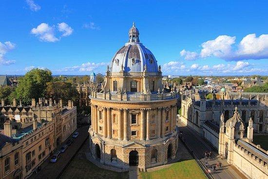 Tour privato a piedi di Oxford