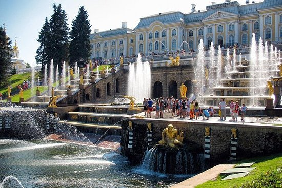 Peterhof Tour with Return by ...