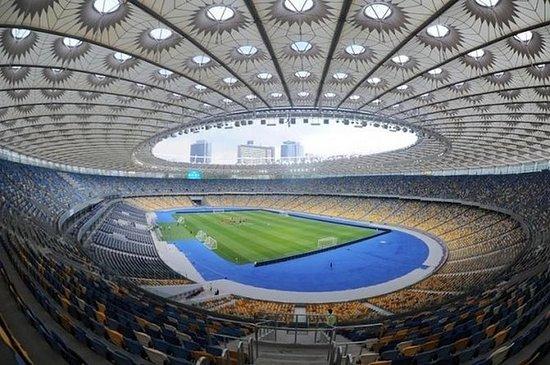 Kiev NSC Olympisch Stadion Tour