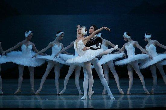 Russian Ballet from Saint Petersburg...