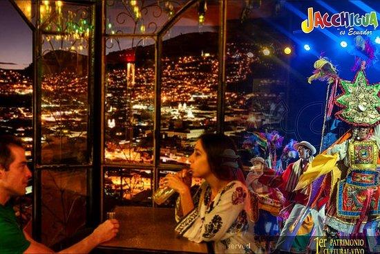 Jacchigua Show, incluindo jantar...