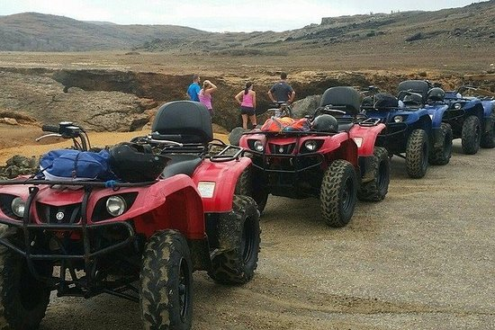 ATV Off-Road Tour and Natural Pool...