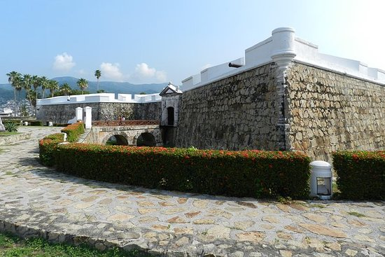 Full-Day Acapulco History Tour med...