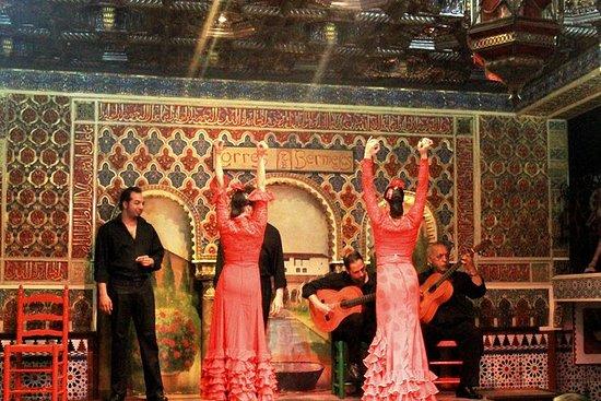 Spettacolo di flamenco con lezione di