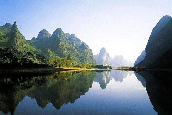 Li River Cruise fra Guilin med...