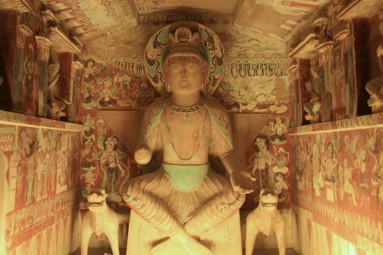 Dunhuang Private Day Tour Grotte di