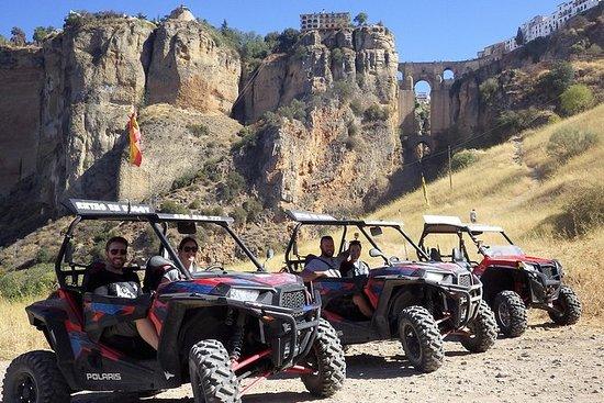 Uitgebreide buggytour Ronda Gorge