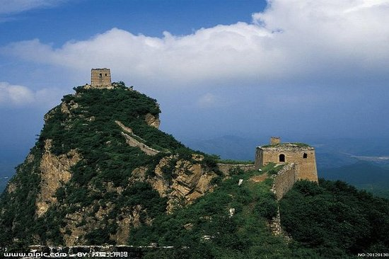 Coach Tour: Simatai Great Wall og...