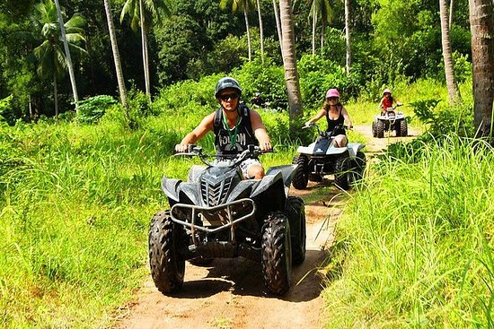 ATV Quad Safari på Koh Samui
