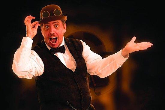 Zauber- und Comedy-Show an der Costa...