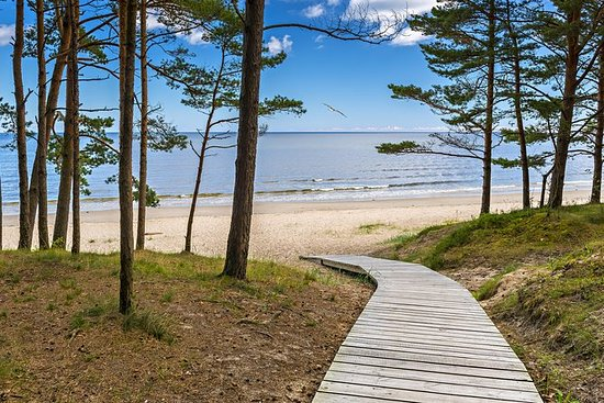 Half-Day Private Trip to Jurmala town...