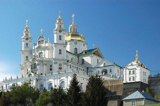 私人Pochayiv修道院,Tarakaniv堡與克列梅涅茨,Dubno從利...