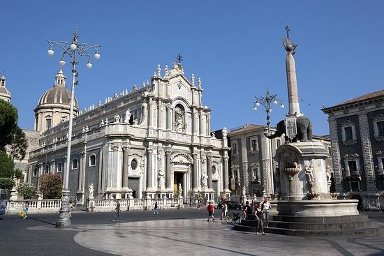 Catania Private Walking Tour med...