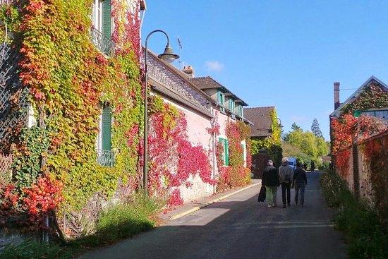 Viagem Privada a Giverny e Honfleur...