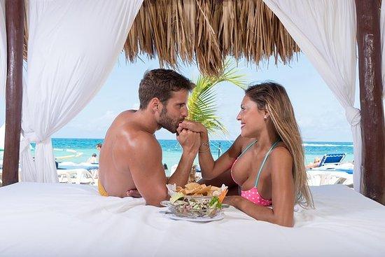 Mr Sanchos romantiske dag strand...