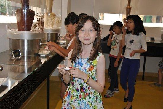 上海佐特巧克力工厂门票包括品酒之旅