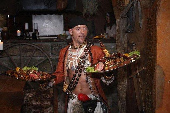 Original middelaldersk middag med...