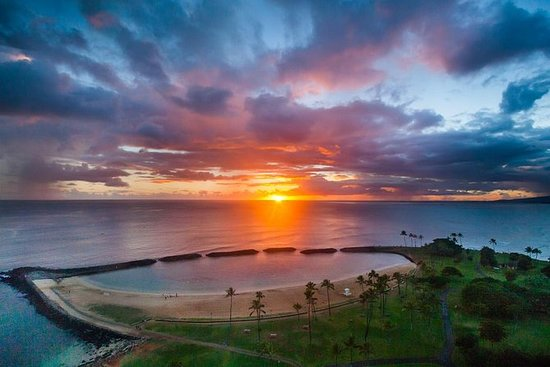 Waikiki Sunset - 20 Min Helicopter Tour - Doors Off or On