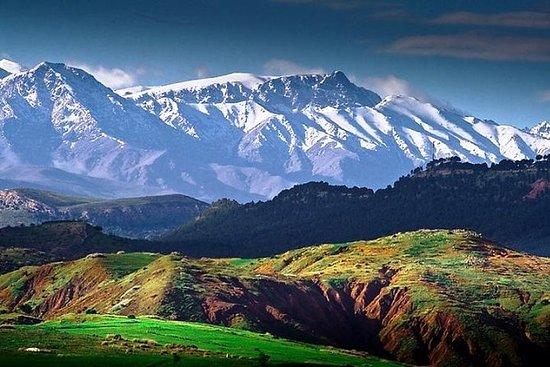 Excursão de um dia inteiro: Montanhas...