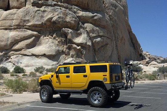 L'excursion en Hummer H2 à Joshua...