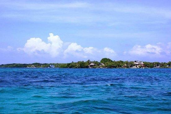 Privat Speedboat til Rosario Islands